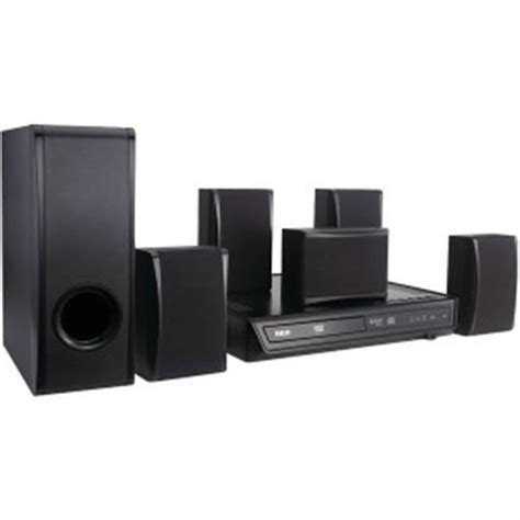 rca rtd396 home theater system with built in dvd rtd396