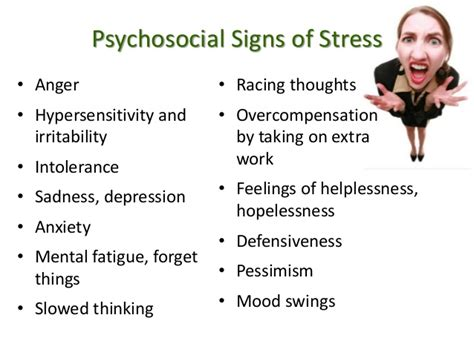 anxiety anger mood swings the stress free employee