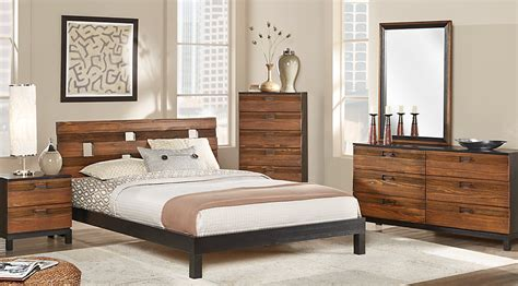 gardenia honey  pc king platform bedroom king bedroom sets light wood