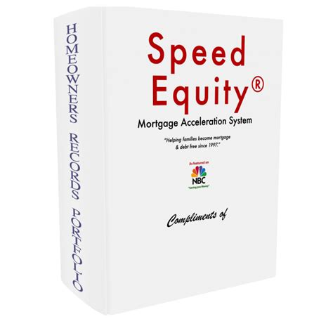 homebuyer speed equity 174 mortgage acceleration system