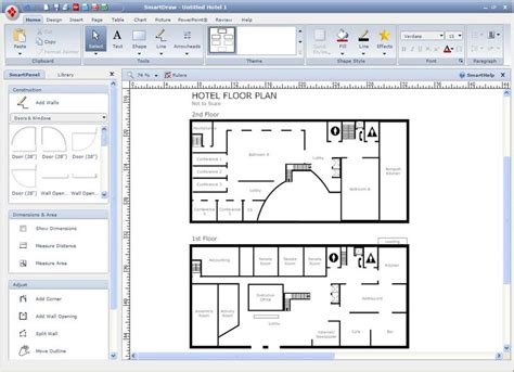 simple blueprint software simple cad program