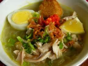 Soto banjar indonesian traditional soup make indonesian