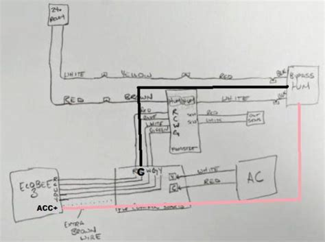 for a c thermostat wire diagram free wiring