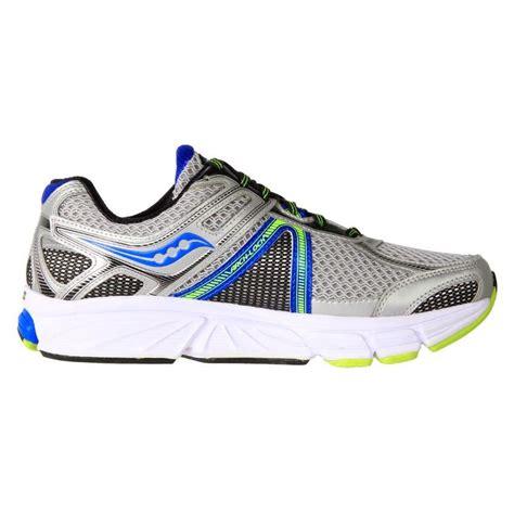 comfort running shoes genuine saucony men s comfort wide neutral running shoe
