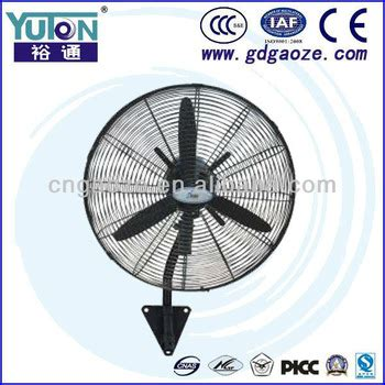 Axial Fan Wall Mounted 20 Quot powerful industrial wall fan 20 quot 26 quot 30 quot buy industrial