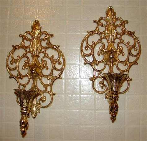 Wall candle holders type john robinson house decor fashionable wall candle holders
