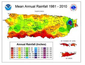 average rainfall map national weather service climate