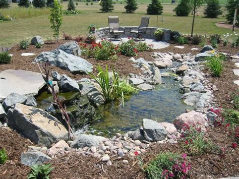 rock valley garden center award winning projects lang landscape llc in wisconsin