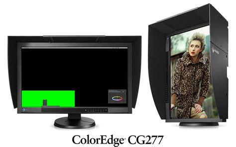 Monitor Eizo coloredge cg277 hardware calibration lcd monitor eizo