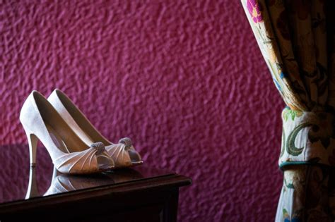 Wedding Shoes Edinburgh by Wedding At Dalhousie Castle Edinburgh Photographed By