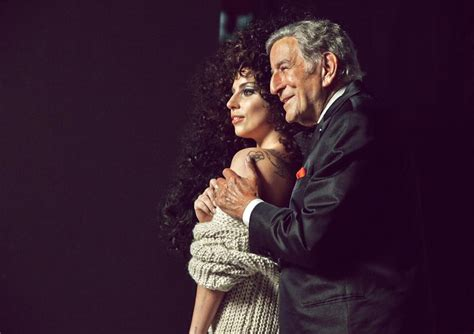 commercial lady gaga and tony bennett lady gaga and tony bennett h m holiday caign 5 gaga daily
