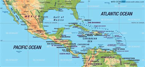central america the caribbean map around the world in 80 blocks cpwc day 77 geography