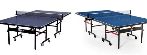 joola inside table tennis table joola inside vs stiga advantage the best table tennis