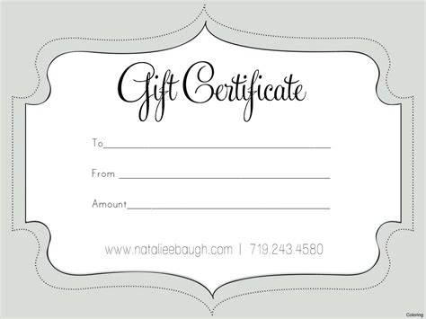 print gift certificates online free inspirational magnificent how to