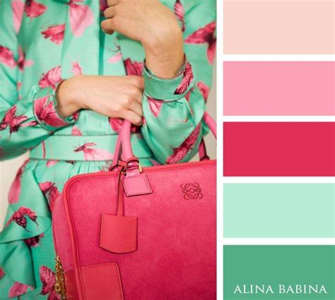 color combinations with pink 25 best ideas about pink color schemes on