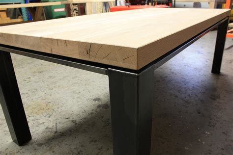 Steigerhout Tafel Maken Tips zelf een tafel maken interiorinsider nl