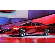 Acura Precision Concept Spices Up The 2016 Detroit Auto