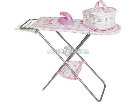 tavola stiro tavola con ferro da stiro e borsa juguetilandia
