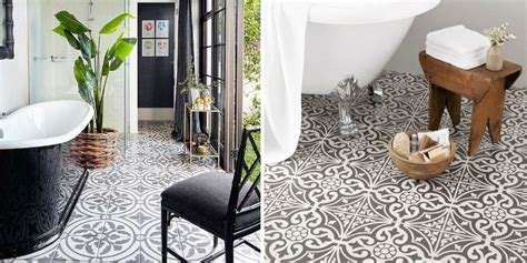 Patterned Bathroom Floor Tiles Uk by 10 Ways To Use Patterned Tiles In Your Bathroom Project