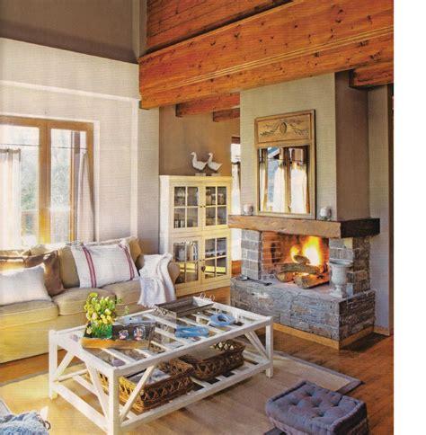 casas rusticas interiores casa rustica interior myideasbedroom