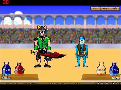 sword and sandal swords and sandals 1 gladiator gameplay