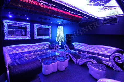 nightclub couches baroque style disco corner sofa
