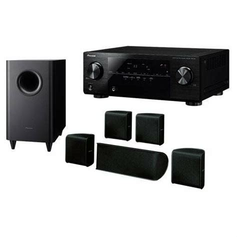 pioneer htp  vsx   p home theater system