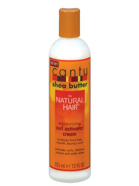 Curl Activator Cantu On Short Hair Men | black africa hair clothing cantu natural hair