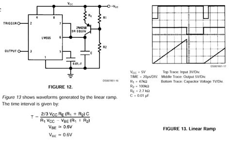 variable capacitor generator capacitor converting variable capacitance value to variable dc voltage level electrical