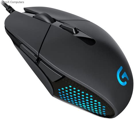 Logitech Mouse by Specification Sheet 910 004208 Logitech G302 Gaming Mouse