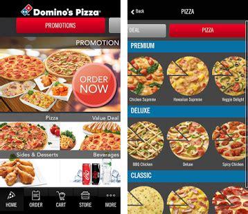 domino pizza apk domino s pizza thailand apk download latest version 1 0 1