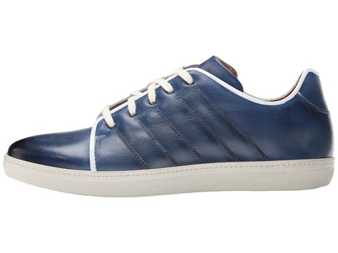 mezlan s balboa blue artisan dress shoes 6259 handmade