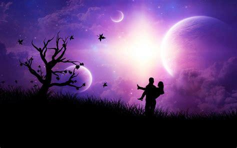 cool romantic wallpaper love purple wallpaper wallpapersafari