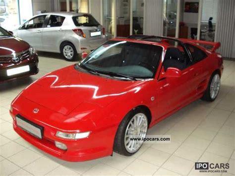 1998 Toyota Mr2 1998 Toyota Mr2 Targa 2 T Bar Car Photo And Specs