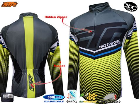 Tas Sepeda Str jersey sepeda str motivated 2016 series xc style s