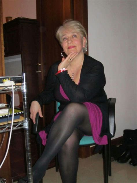 mature pinterest mature granny pinterest curves opaque tights and