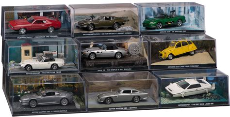 Auto James Bond by James Bond Auto Collection