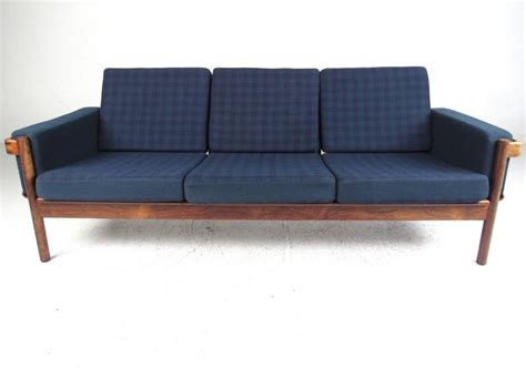 Rosewood Living Room Furniture Mid Century Modern Rosewood Living Room Set For Sale At 1stdibs