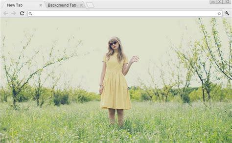 theme google chrome taylor swift 15 spectacular taylor swift chrome themes for true