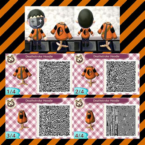design clothes new leaf acnl qr clothing favourites by kwoo85 on deviantart