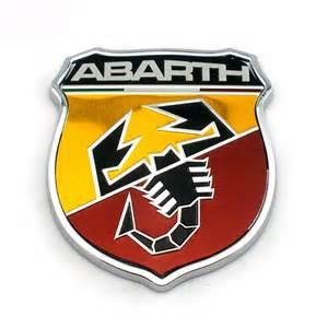 Abarth Stickers 2015 Abarth Car Sticker Fiat365 Fiat389 Modified Car