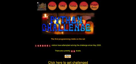 python programming challenges 16 resources to learn python programming language