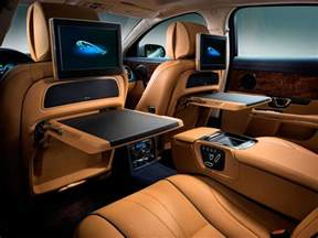 Interior Of Jaguar Xj Car Picker Jaguar Xj Interior Images