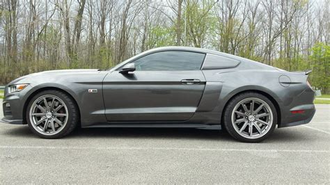 2015 2017 vintage wheels mustang rod and car
