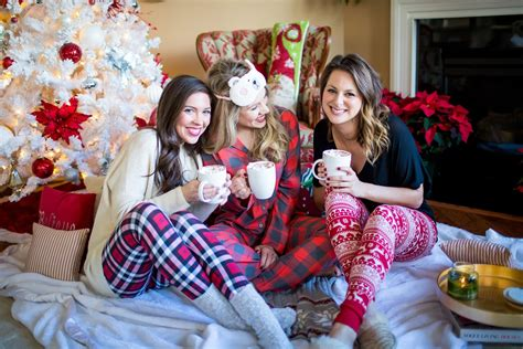 cozy christmas sleepover southern style a life style