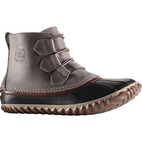 sorel out and about boot sorel s out n about leather boot