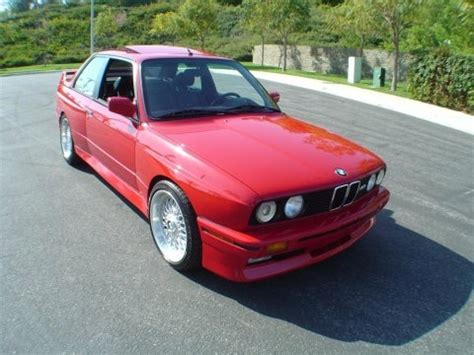 how much does a 2007 bmw 328i take clean 1988 bmw e30 m3 in socal bring a trailer