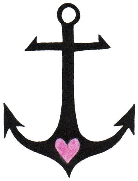 small anchor tattoo designs simple anchor designs with www pixshark