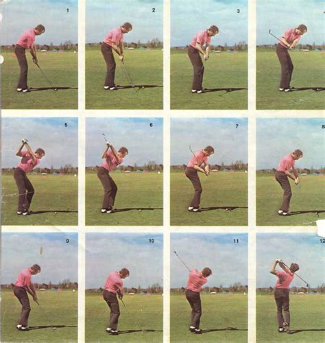 ben crenshaw swing my vote for the all time dumbest page in golf instruction