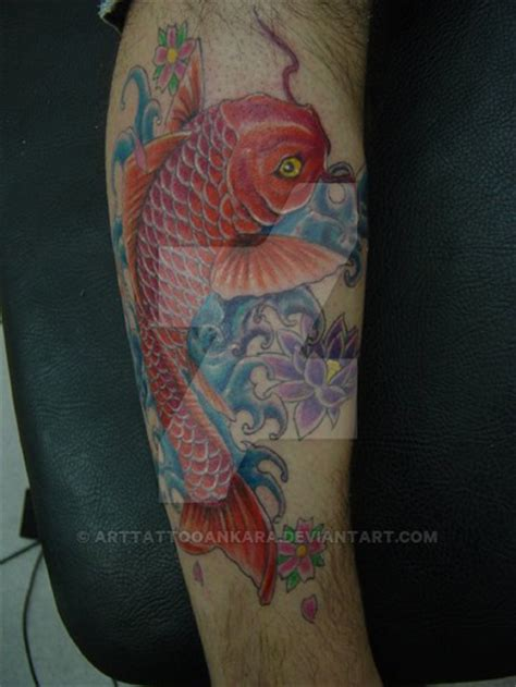 redfish tattoo pin redfish on